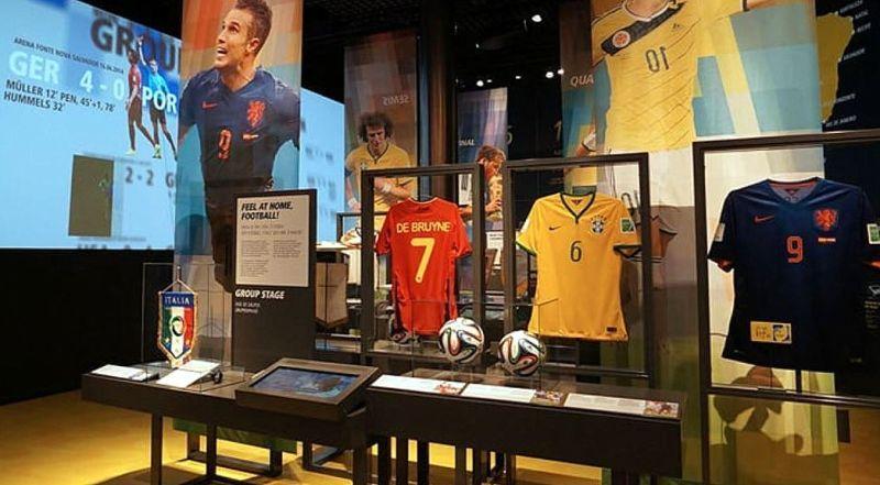 Цюрих Музей футбола ФИФА