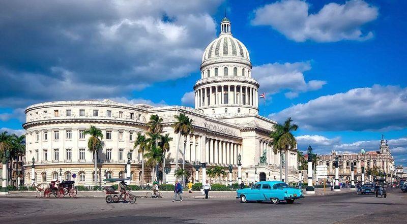 Гавана Капитолий