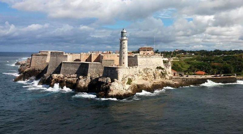 Гавана Крепость Эль-Морро