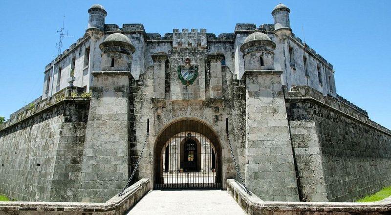 Крепость Ла-Реаль-Фуэрса