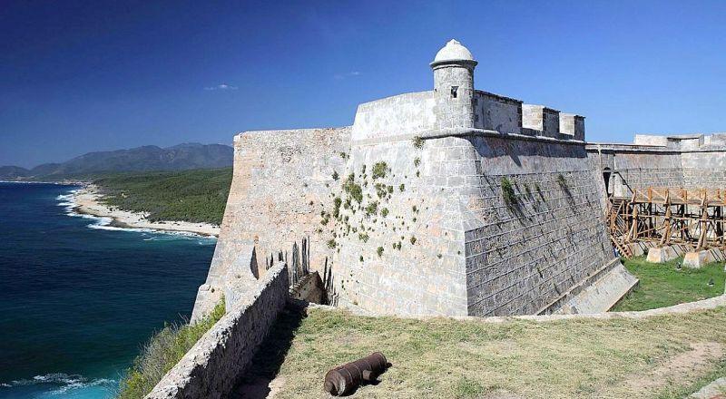 Куба Крепость Сан-Педро-де-ла-Рока