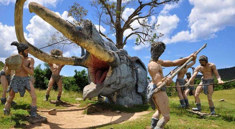 Куба Национальный парк Баконао