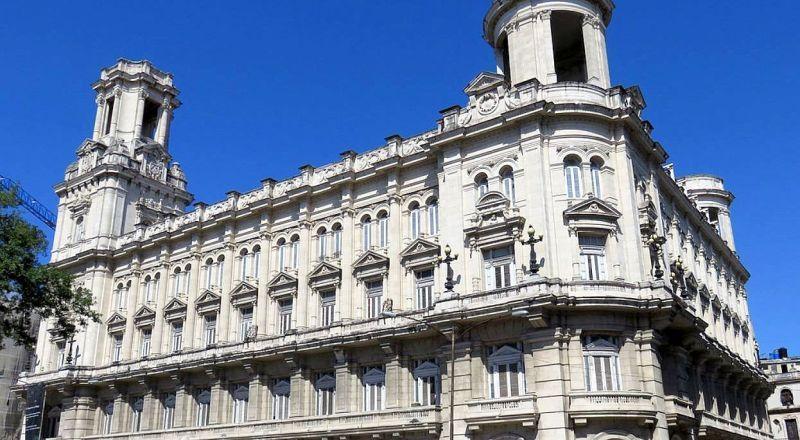 Куба музей изящных искусств