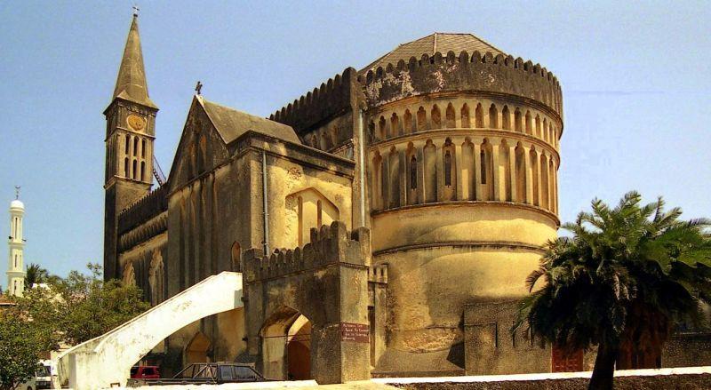 Англиканская церковь Занзибар