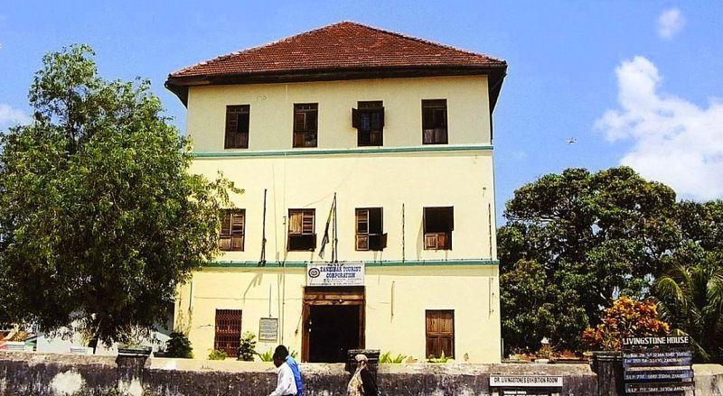 Танзания Дом Ливингстона
