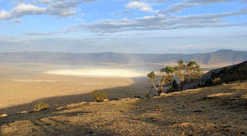Танзания Нгоронгоро