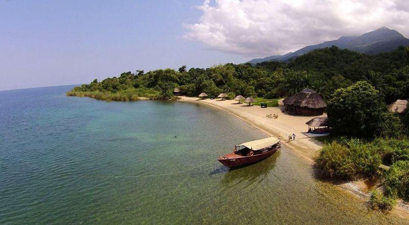 Танзания озеро Танганьика