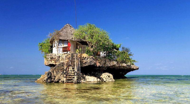 Ресторан морепродуктов The Rock