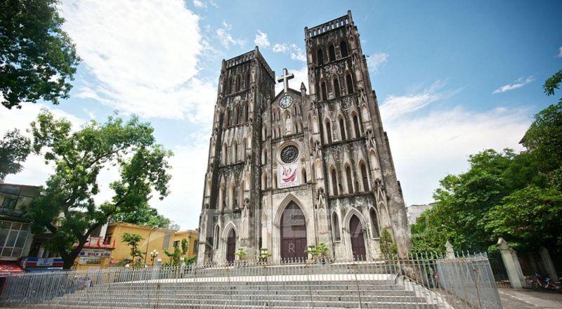 Кафедральный собор Ханой