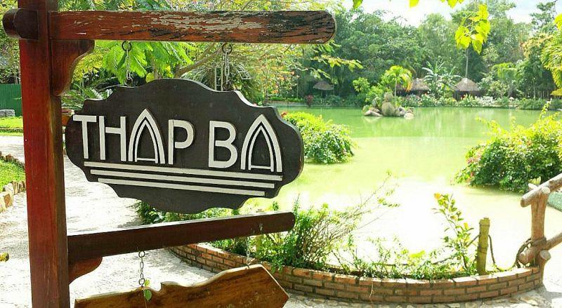 Вьетнам минеральные источники Тхап Ба