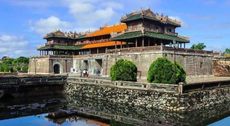 Вьетнам Запретный пурпурный город