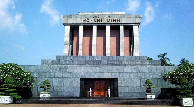 Вьетнам Мавзолей Хо Ши Мина