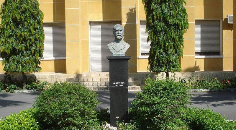 Нячанг Музей Александра Йерсина