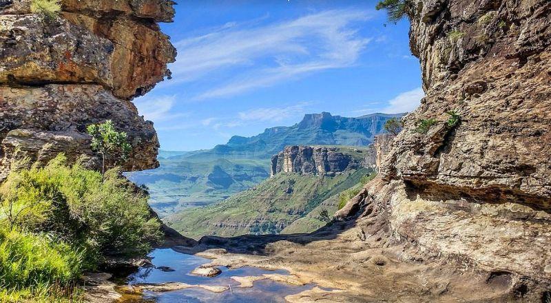 ЮАР Драконовы горы