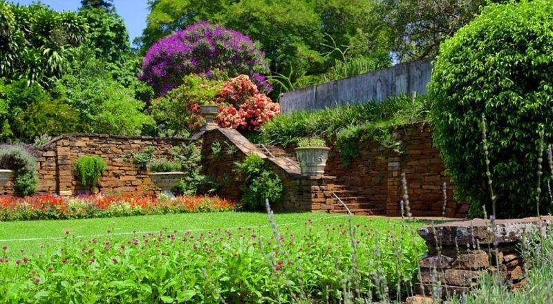 Дурбан Ботанический сад