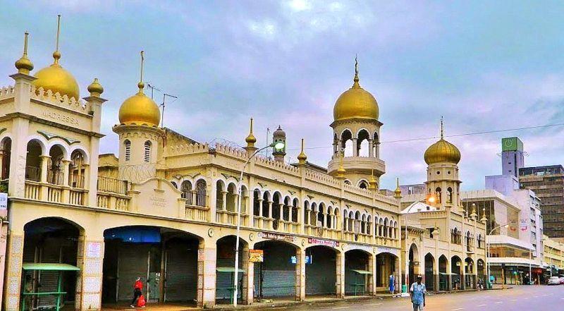 Мечеть Джума Масджид