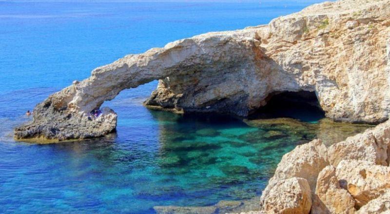 Мост влюбленных Кипр