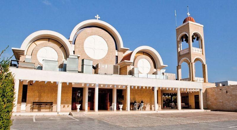 Айя Напа монастырь Девы Марии