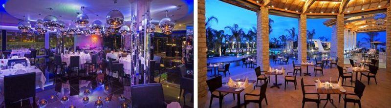 Рестораны и кафе в Айя Напе