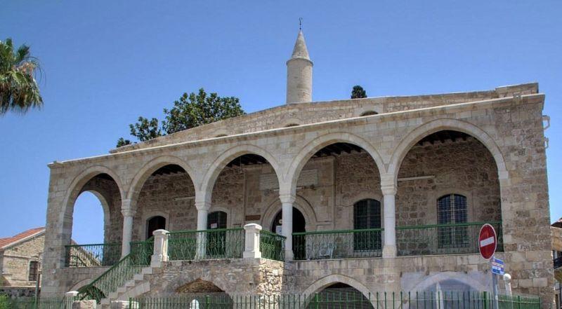 Ларнака Мечеть Джами Кебир