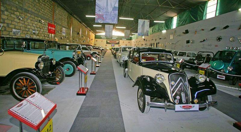 Лимассол музей автомобилей