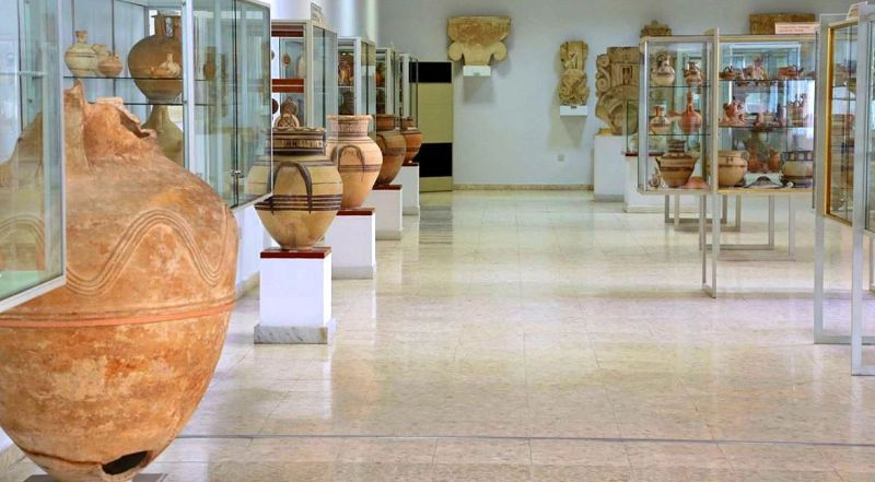 Археологический музей в Лимассоле