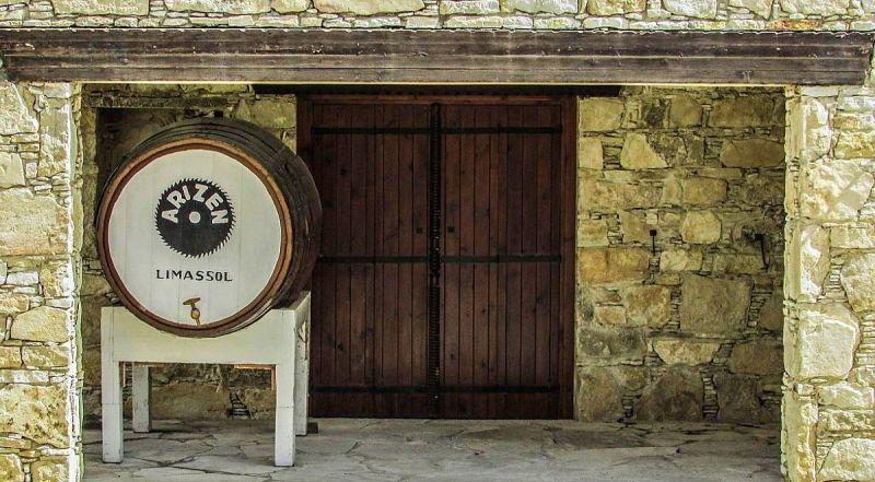 Музей виноделия Кипр