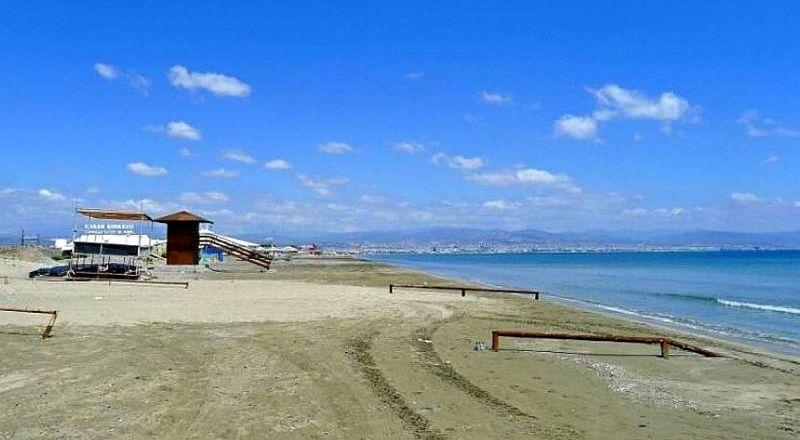 Лимассол Пляж Дамская Миля