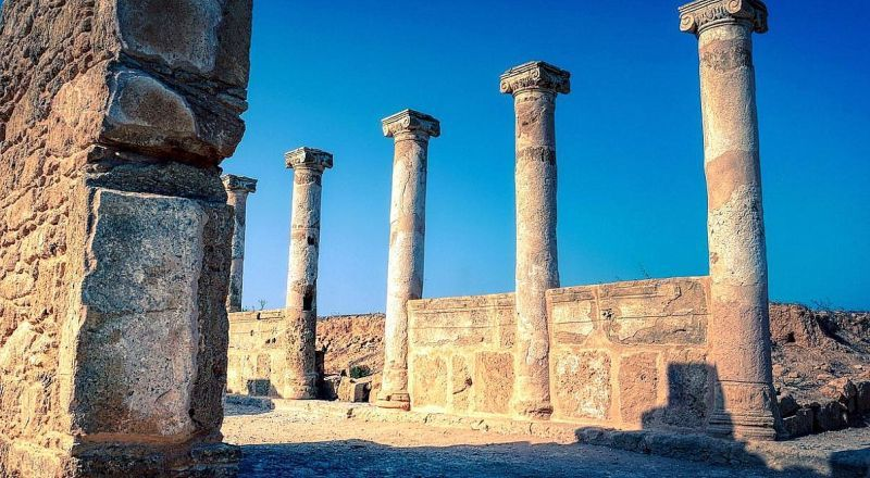 Пафос Археологический парк