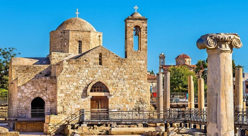 Церковь Панагия Хрисополитисса