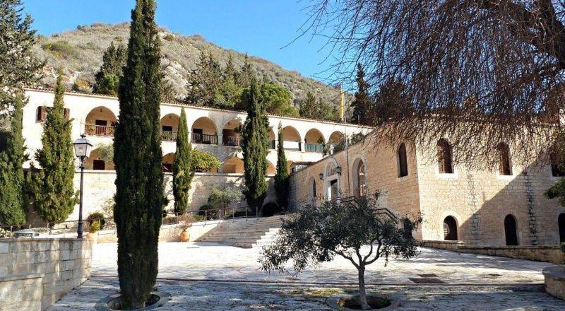 Пафос Монастырь Неофита Затворника