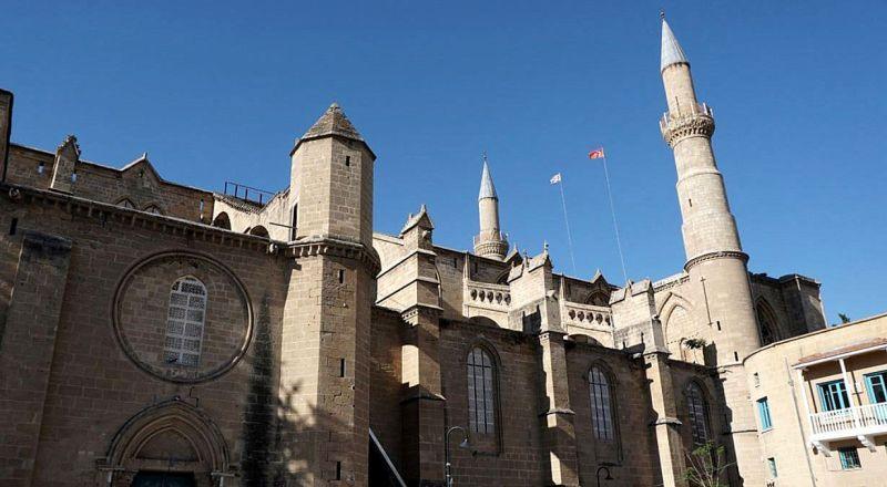 Никосия Мечеть Селимие