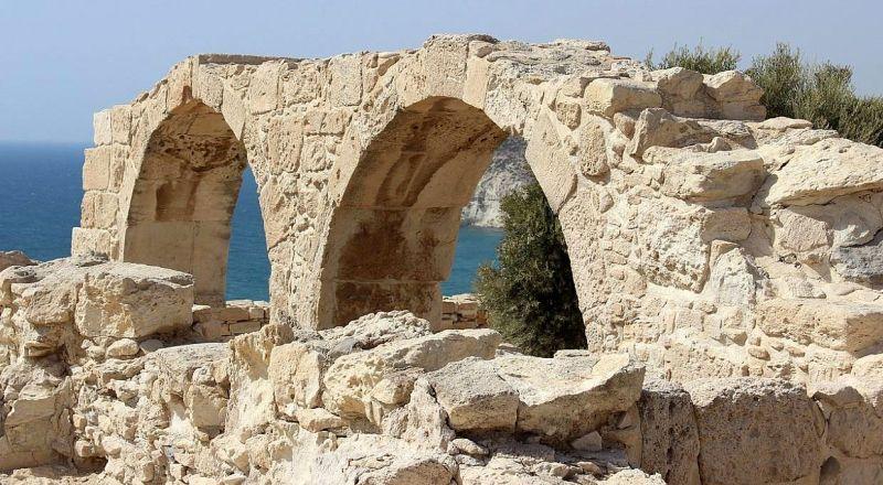 Кипр античный Курион
