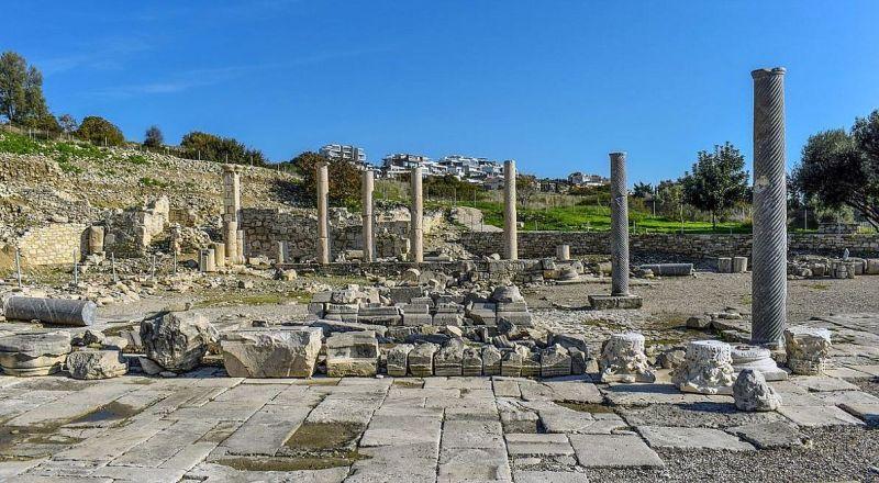Античный город Аматис
