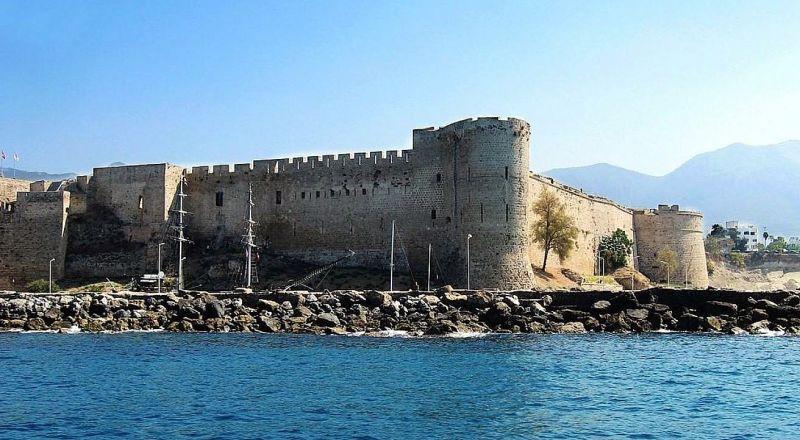 Кипр Киренийский замок