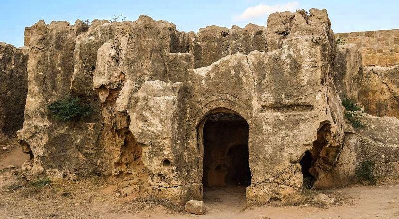 Кипр Гробницы королей