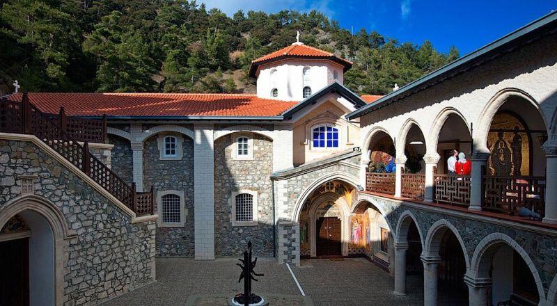 Кипр Кикский монастырь