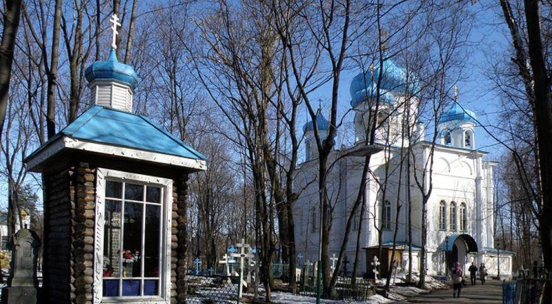 Петрозаводск Крестовоздвиженской собор