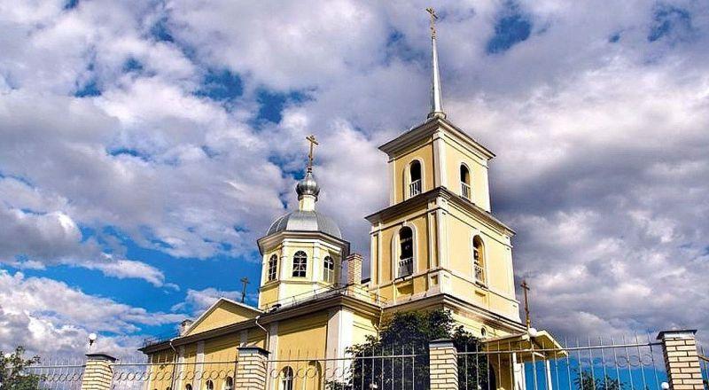 Церковь Сретения Господня Карелия