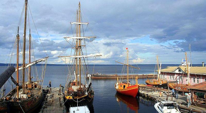 Петрозаводск Морской музей