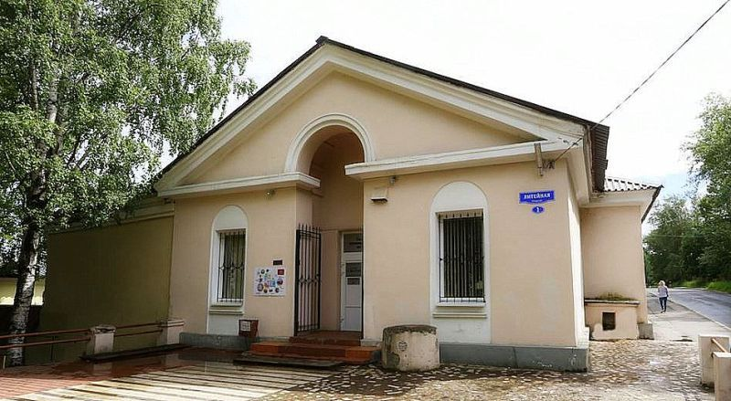 Петрозаводск Галерея промышленной истории
