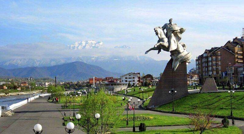 Северный Кавказ Владикавказ